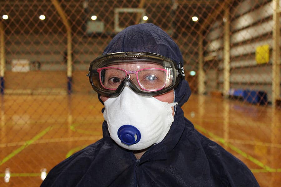 Biohazard Decontamination